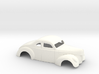 1/32 1940 Ford Coupe 3 Inch Chop 3d printed