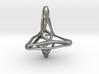 Tri-Fractal Spinning Top 3d printed