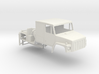 1/25 International SF 2670 Series Cab with Interio 3d printed
