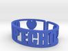 Camp Echo Cuff 3d printed
