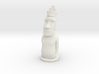 Moai King 3d printed
