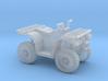 HO Scale Quad ATV 3d printed