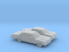 1/160 2X 1977 Chrysler Newport Coupe 3d printed