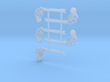 O Scale B&M TO Semaphore Fishtail 3d printed