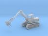 Hitachi Log Loader Z Scale 3d printed Hitachi Log loader z scale