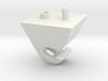 vauxhall/opel visor clip 3d printed
