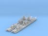 1/1250 Slava Soviet Cruiser x 2 3d printed
