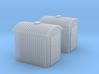 (1:450) GWR Lineside Huts #3 3d printed