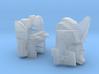 Rhinoceros Drill Tank's Head 3d printed