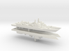 Type 052C Destroyer x 4, 1/1800 3d printed