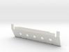 Skid plate front Adventure D90 D110 Gelande 1:10 3d printed