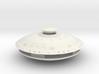 AECV CONTROL SHIP 5 Inch Diameter ASMB W New Gear 3d printed Shapeways Image
