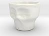 Skull Espresso Cup 3d printed