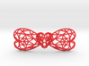 Bow tie The Heart 3d printed