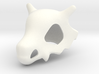 Pokémon Cubone Skull 3d printed