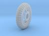 1-24 Opel Blitz Tire 190x20 3d printed