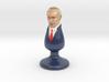 Mr. Putin Plug 3d printed