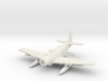 1/100 Douglas AD-6 (A-1H) Skyraider 3d printed