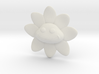 Flower Smile 3d printed