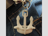 Anchor Pendant-Head -for Japan navy ship -A- 3d printed Only head-part, chain and equipment are not included.