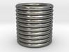 1.35 inch Ringed Napkin Tube 3d printed