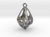 Rhomboid Pendant 3d printed