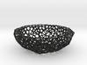 Key shell / bowl (11,5 cm) - Voronoi-Style #2 3d printed