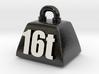 16t Pendant Top (Type-B) 3d printed