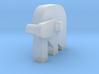 'N Scale' - Bucket Elevator-Head 3mmx3mm 3d printed