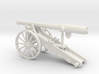 "Boer War ""Long Tom"" 3d printed"