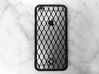 Fence - iPhone 6S Case 3d printed Front view with iPhone