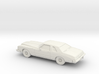 1/87 1976 Buick Riviera 3d printed