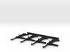 1/12 MP-38 submachine guns 3d printed