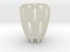 Lamp shade hex.  3d printed