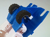 Ultra Magnus Arm Wheels (Shallow Version) 3d printed Attached to the gauntlets. WSF + paint.