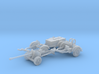 Add-On pack - (Trailers and guns) HO 3d printed