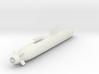 Shortfin Barracuda 600th Scale 3d printed