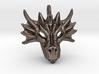 Aegis Dragon Small Pendant 3d printed