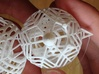 Christmas Ornament - Spinning Snowman 3d printed