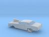 1/43 66 Nova Pro Mod 3d printed
