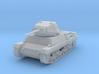 PV60G Italian P40 Heavy Tank (1/87) 3d printed