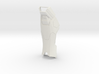 Calf Front With Support 3d printed