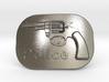 Colt Police Belt Buckle 3d printed