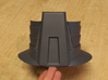 Part 2 of 2 - Iron Man Mark IV Neck Armor (Back) 3d printed What yours could look like after being Sanded & Primed