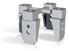 4 PK PRR Steam Engine Headlight Braket for Trix Bo 3d printed 4 Pk PRR Headlight Bracket