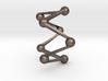 Atom Ring 3d printed