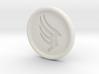 Mass Effect Paragon badge 3d printed