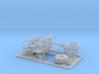 Bofor MKIII Single Submarine base 1/96 3d printed