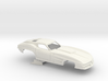 1/18 1963 Pro Mod Corvette No Scoop 3d printed