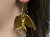 Draco Earring 1 3d printed Hooks available separately